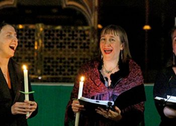 troud Green Festival presents Double Bill: The Telling and Contemplation & Candlelight