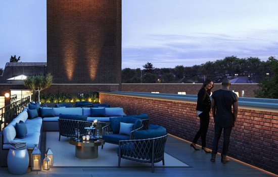 Rooftop Bar - Community Hire