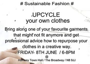 Sustainable Fashion/ Upcycling Clothes