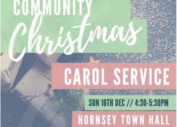 Community Christmas Carol Service
