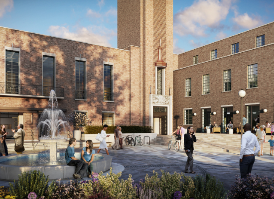 Hornsey Town Hall Art Centre Open 2021/2022