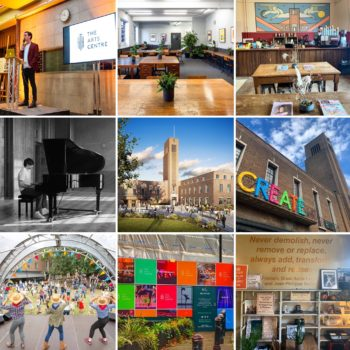 2019: Year in review - Hornsey Town Hall, Crouch End