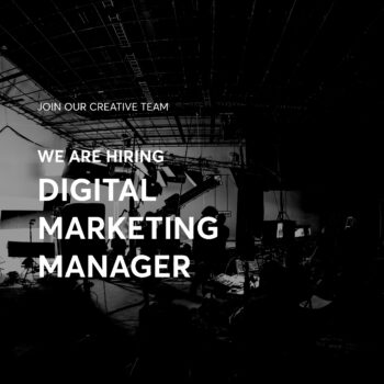 We're hiring a Digital Marketing Manager! - Hornsey Town Hall, Crouch End